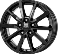 "16"" ANZIO VEC - Glossy Black 6x16 - ET35"