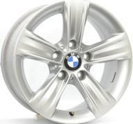 "16"" ORIGINAL EQUIPMENT BMW 391 - Silver 7,5x16 - ET37"