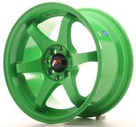 "15"" JAPAN RACING JR3 GREEN"
