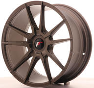 "18"" JAPAN RACING JR21 MATT BRONZE"