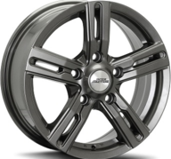 "16"" INTER ACTION KARGIN - Anthracite 6,5x16 - ET35"