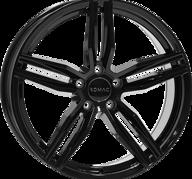"18"" ROMAC VENOM - Glossy Black 8x18 - ET34"