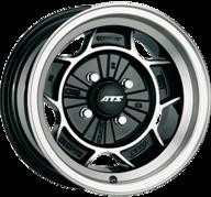 "13"" ATS Classic - Black polish"