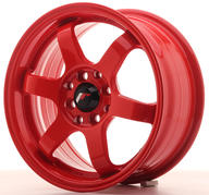 "15"" JAPAN RACING JR3 RED"