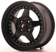 "15"" JAPAN RACING JR6 MATT BLACK"