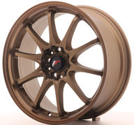 "18"" JAPAN RACING JR5 BRONZE"