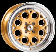 Stuttgart ST6 - Gold polish