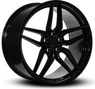"18"" IMAZ WHEELS FF517 - BLACK"