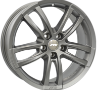 """18"""" ATS RADIAL - Dull Anthracite 8x18 - ET45"""