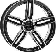 "18"" ROMAC VENOM - Gloss Black / Polished 8,5x18 - ET37"