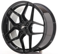"19"" JAPAN RACING JR34 GLOSSY BLACK"