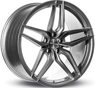 "18"" IMAZ WHEELS FF517 - SILVER POLISH"