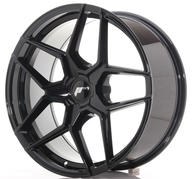 "20"" JAPAN RACING JR34 GLOSSY BLACK"