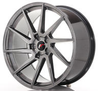 "22"" JAPAN RACING JR36 HYPER BLACK"