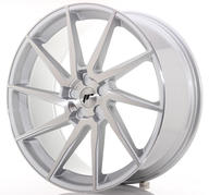 "23"" JAPAN RACING JR36 BRUSHED SILVER"