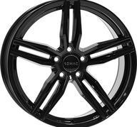 "19"" ROMAC VENOM - Glossy Black 9,5x19 - ET45"
