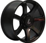 "20"" LENSO RCC - MATT BLACK"
