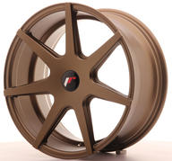 "18"" JAPAN RACING JR20 MATT BRONZE"
