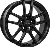 "16"" ANZIO SPLIT - Dull Black 7x16 - ET45"