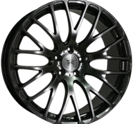 "19"" LEAGUE LG299 - Gloss Black / Polished 8x19 - ET32"