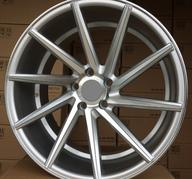 "19"" DH5 LEFT/RIGHT - SILVER POLISHED"