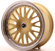 "19"" JAPAN RACING JR10 GOLD"