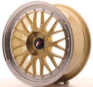 "18"" JAPAN RACING JR23 GOLD"