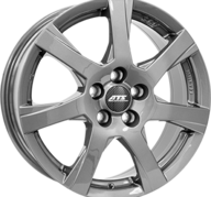 "16"" ATS TWISTER - Anthracite 6,5x16 - ET42"