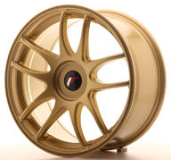"18"" JAPAN RACING JR29 GOLD"