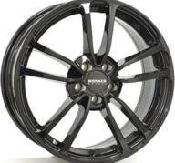 "16"" MONACO CL1 - Glossy Black 6,5x16 - ET40"