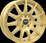 "17"" MONACO RALLYE - Gold 7x17 - ET42"