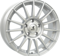 "17"" IT WHEELS SOFIA - Silver 7,5x17 - ET45"