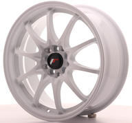 "17"" JAPAN RACING JR5 WHITE"