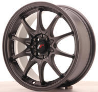"16"" JAPAN RACING JR5 MATT GUNMETAL"