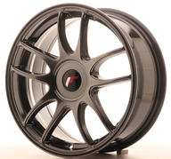 "17"" JAPAN RACING JR29 HYPER BLACK"