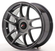 "16"" JAPAN RACING JR29 HYPER BLACK"