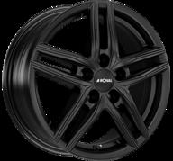 "18"" RONAL R65 - Dull Black 7x18 - ET40"