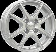 "14"" ANZIO SPLIT - Silver 5,5x14 - ET35"