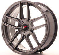 "20"" JAPAN RACING JR25 HYPER BLACK"
