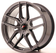 "19"" JAPAN RACING JR25 HYPER BLACK"
