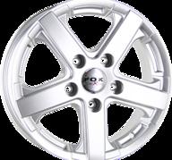 """15"""" FOX VIPER - Silver 6,5x15 - ET50"""