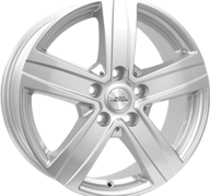 "16"" INTER ACTION VN5 - Silver 6,5x16 - ET42"
