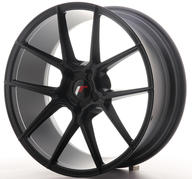 "20"" JAPAN RACING JR30 MATT BLACK"