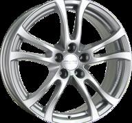 """16"""" ANZIO TURN - Silver 6,5x16 - ET40"""