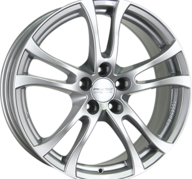 """16"""" ANZIO TURN - Silver 6,5x16 - ET33"""