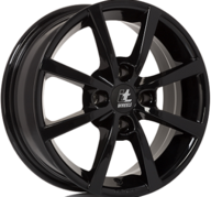 "15"" IT WHEELS ALISIA - Glossy Black 6x15 - ET35"