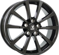 "17"" IT WHEELS ALICE - Glossy Black 7x17 - ET35"