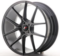 "20"" JAPAN RACING JR30 HYPER BLACK"
