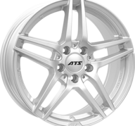 """16"""" ATS ANTARES - Silver 6,5x16 - ET46"""