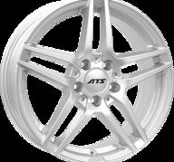 """16"""" ATS ANTARES - Silver 6,5x16 - ET33"""